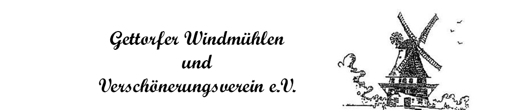 Windmühlen- und Verschönerungsverein Gettorf e.V.